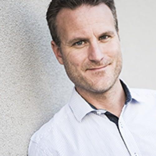 Marcus Örebäck, rektor
