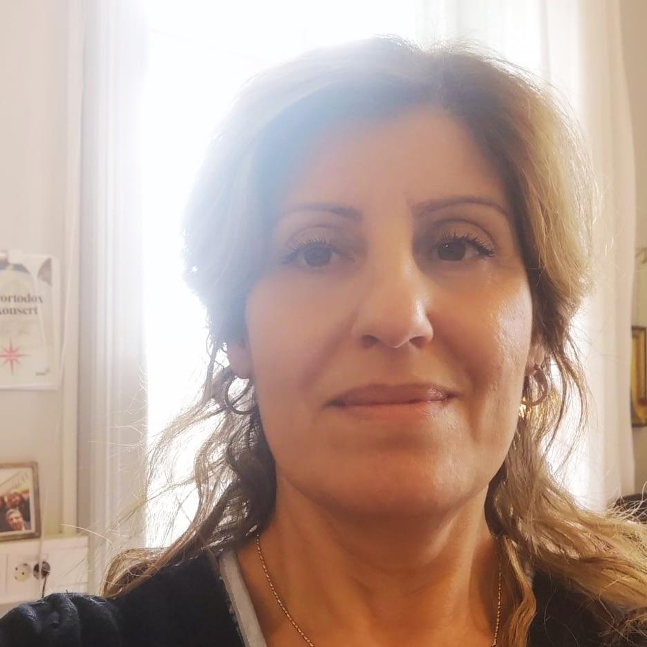 porträttbild på en kvinna